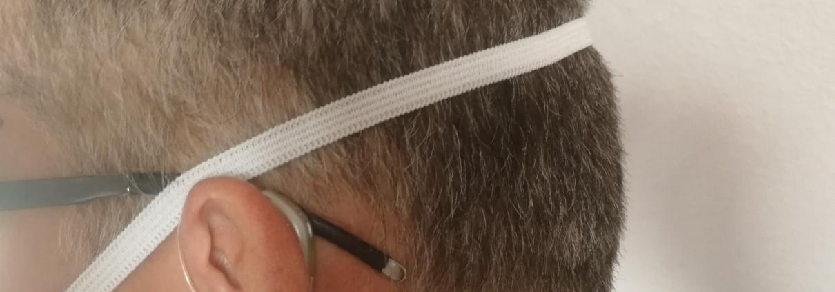 Hörgeräte und Mund-Nasen-Schutz